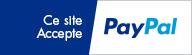 Logo paypal site fr